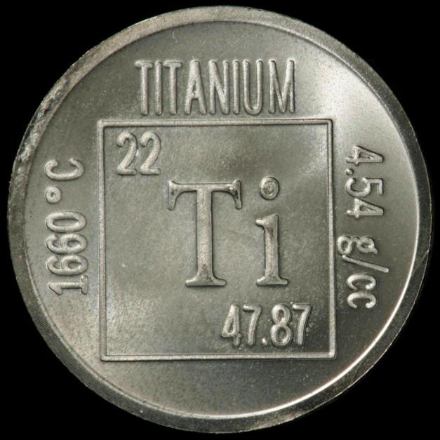 Ковочные материалы: титановые сплавы