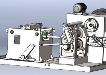 Автоматическая валковая машина (ZGD)
