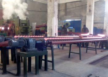 Косой прокатный стан для стальных шаров (ZQ)