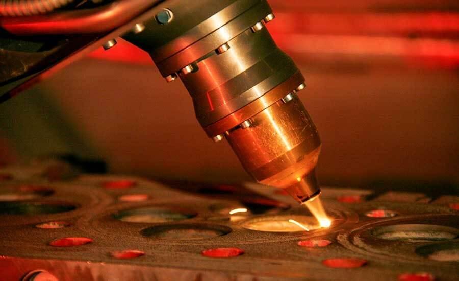 Прямое осаждение металла (DMD)